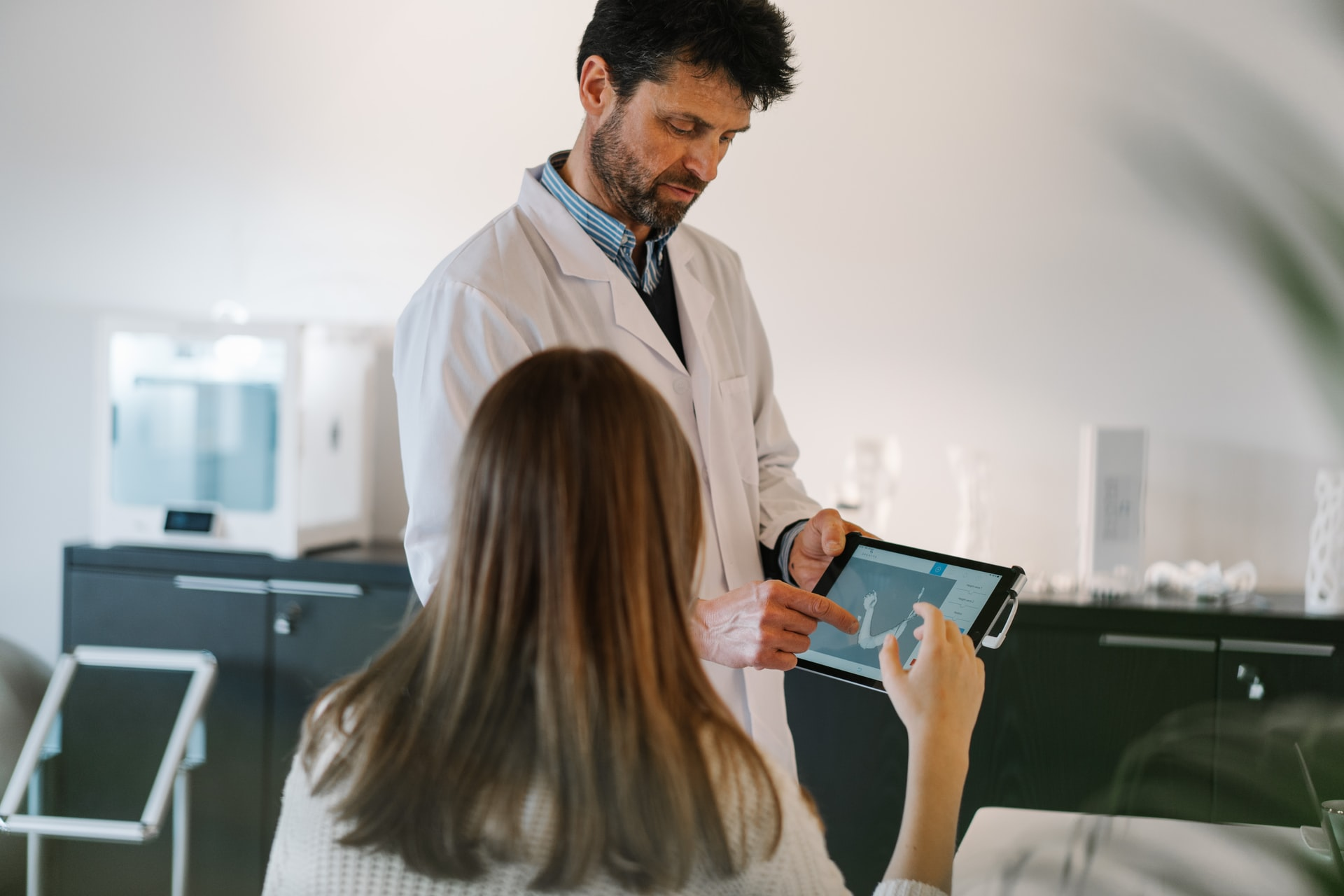 Creating a Positive Relationship Between Patient and Physician