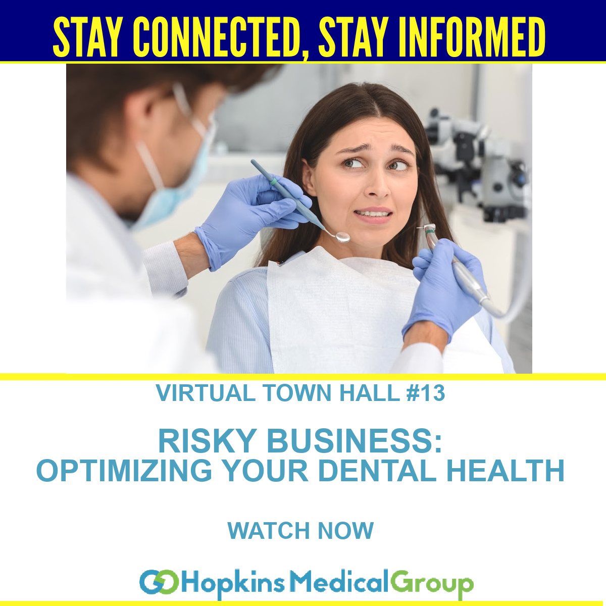 Town Hall #13 Dental Watch Now